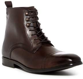 Base London Clayton Cap Toe Boot