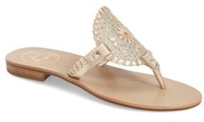 Jack Rogers Women's 'Georgica' Sandal
