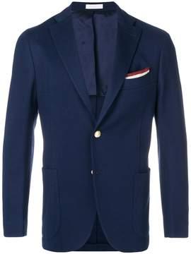 Boglioli classic buttoned blazer
