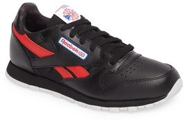Reebok Boy's Classic Leather So Sneaker