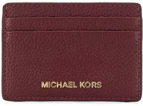 MICHAEL Michael Kors Leather Card Holder