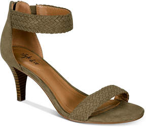 Style&Co. Style & Co Pattyy Braided Two-Piece Dress Sandals, Created for Macy's Women's Shoes
