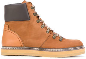 See by Chloe lace-up mountain boots