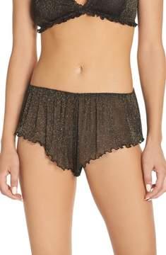 Chelsea28 Women's Shimmer Nights Knicker Shorts