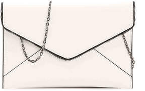 Urban Expressions Ringo Expossed Zipper Clutch - Women's