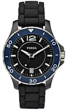 Fossil CE1036 Women's Classic White Leather Watch