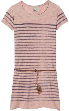 Scotch & Soda Glitter & Print Jersey Dress