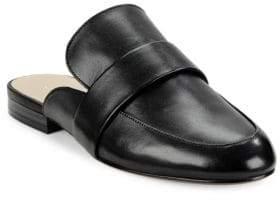 424 Fifth Gigi Leather Slides