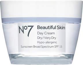 No7 Beautiful Skin Day Cream for Dry/Very Dry