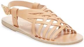 Ancient Greek Sandals Women's Plekti Maria Woven Sandal