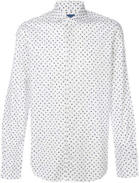 Barba star print shirt