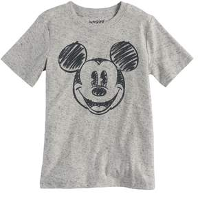 Disney Disney's Mickey Mouse Boys 4-10 Scribble Short Sleeve Graphic Tee by Jumping Beans®