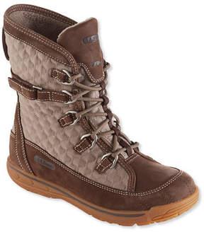 L.L. Bean Women's Snow Peak Waterproof Boots, Mid