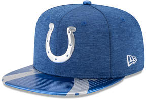 New Era Indianapolis Colts 2017 Draft 9FIFTY Snapback Cap