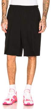Comme des Garcons Tropical Wool Shorts