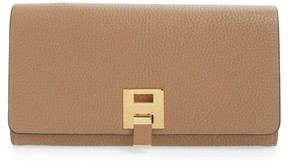 Michael Kors Women's Continental Leather Wallet - Brown - BROWN - STYLE