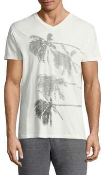 Sol Angeles Lazy Palms Cotton Tee