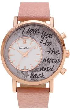 Journee Collection Women's I Love You to the Moon and Back Watch
