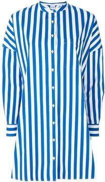 Aspesi oversized striped shirt
