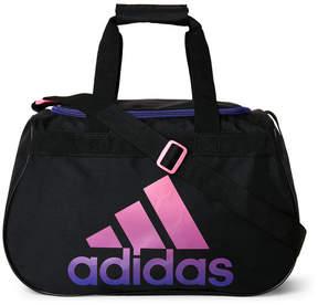 adidas Black Diablo Small Duffel Bag