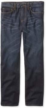 L.L. Bean L.L.Bean Signature 5-Pocket Jeans, Slim Straight
