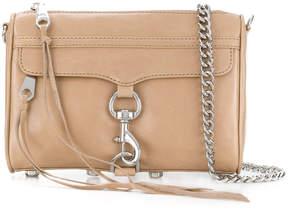Rebecca Minkoff foldover clasp shoulderbag - NUDE & NEUTRALS - STYLE