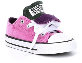Converse Girls Chuck Taylor All Star Double Tongue Sneakers