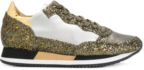 Philippe Model Paradis glitter sneakers