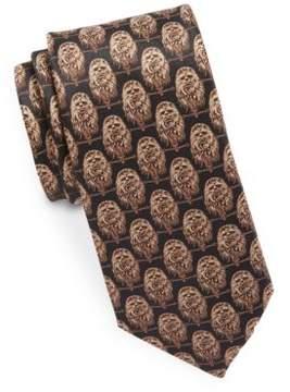 Star Wars Chewbacca Printed Tie