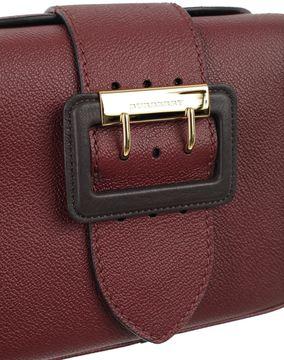 Burberry Shoulder Bag - ANTIQUE RED - STYLE