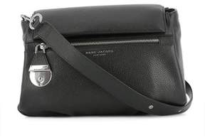 Marc Jacobs Women's Black Leather Shoulder Bag. - BLACK - STYLE