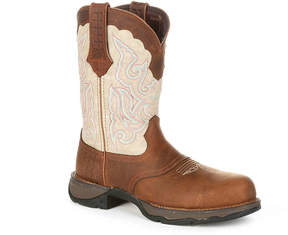 Durango Women's Saddle Western Cowboy Boot