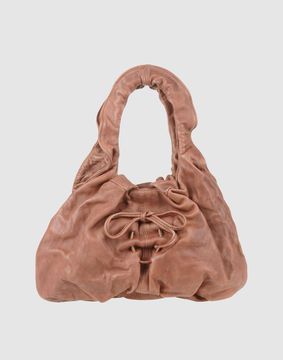 CORSIA Medium leather bags