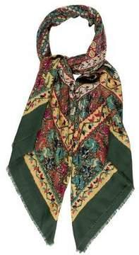Bottega Veneta Wool-Blend Scarf