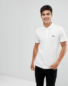 Jack and Jones Originals Polo With Chest Logo