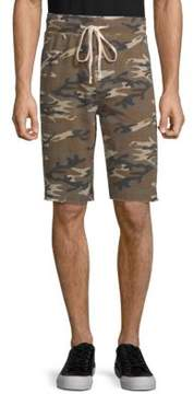 Alternative Victory Camo-Print Shorts