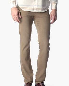 7 For All Mankind Luxe Performance Colored Denim Slimmy Slim in Sand