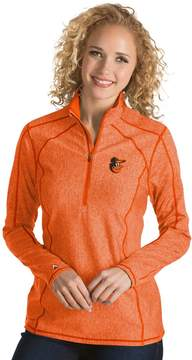 Antigua Women's Baltimore Orioles Tempo Pullover