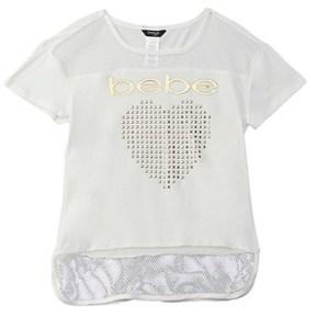 Bebe Girls' Embellished Top.