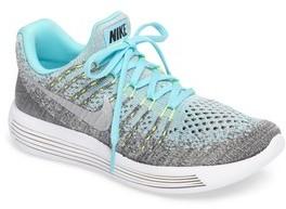 Nike Girl's Flyknit Lunarepic Sneaker