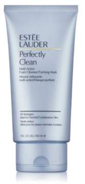 Estee Lauder Perfectly Clean Multi-Action Foam Cleanser Purifying Mask/5 oz.