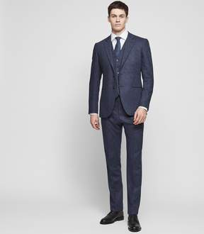 Reiss Reynolds T Donegal Modern-Fit Trousers