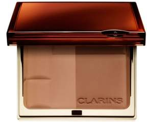 Clarins Bronzing Powder Duo Spf 15 - Dark