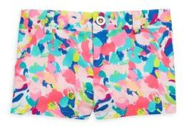 Lilly Pulitzer Toddler's, Little Girl's & Girl's Callahan Cotton Shorts