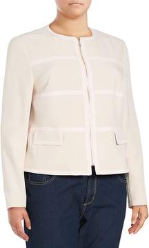 Basler Women's Long-Sleeve Cropped Jacket