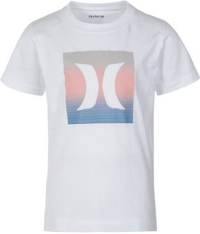 Hurley Logo-Print Cotton T-Shirt, Little Boys (4-7)