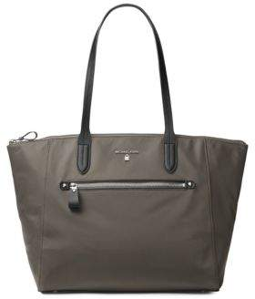MICHAEL Michael Kors Kelsey Signature Tote - GRAPHITE - STYLE