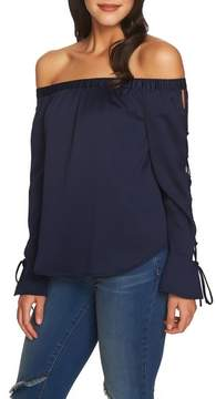 1 STATE 1.STATE Off the Shoulder Blouse