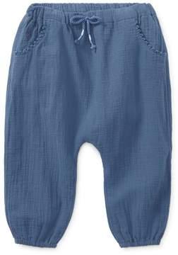 Ralph Lauren | Cotton Pull-On Pant | 18-24 months | Blue