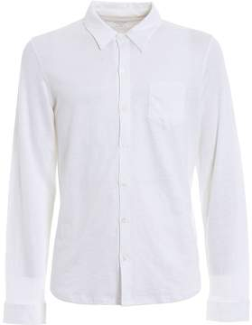 Majestic Filatures Chest Pocket Shirt